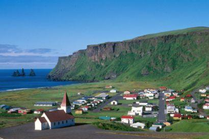 Hotel Lundi In Vik Iceland