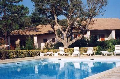 hotel blue marine in porto vecchio corsica deck chair villas. Black Bedroom Furniture Sets. Home Design Ideas