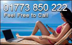01773 850 222 - Feel free to call