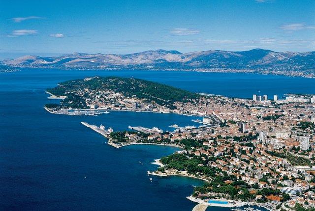 Split Croatia  city photo : Split, Croatia Deck Chair Villas