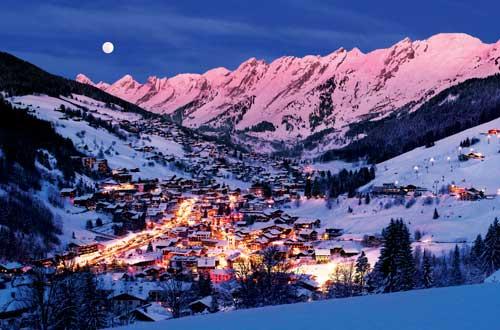 la clusaz ski french alps france deck chair villas. Black Bedroom Furniture Sets. Home Design Ideas